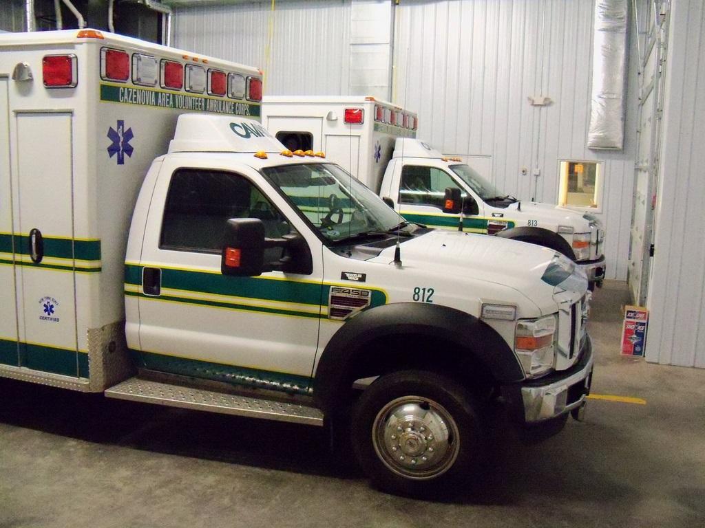 CAVAC Ambulance