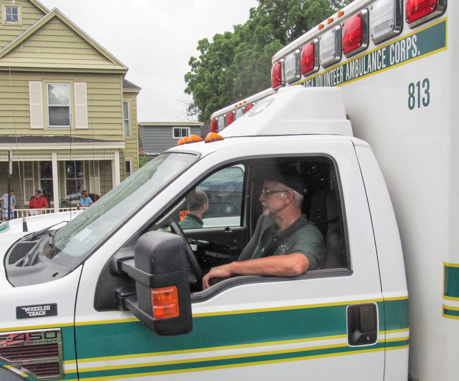 CAVAC Volunteer Driver