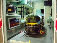 CAVAC Ambulance - Interior