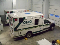 CAVAC Ambulance