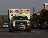 CAVAC Ambulance - Albany St