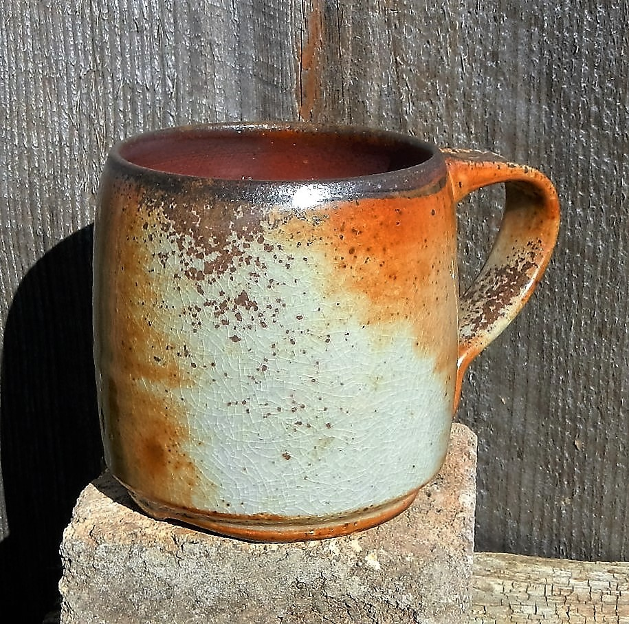 Split-Fire Pottery