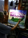 Eli Thomas Art - 1