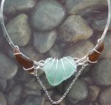 Sea Glass and Pebbles - 2
