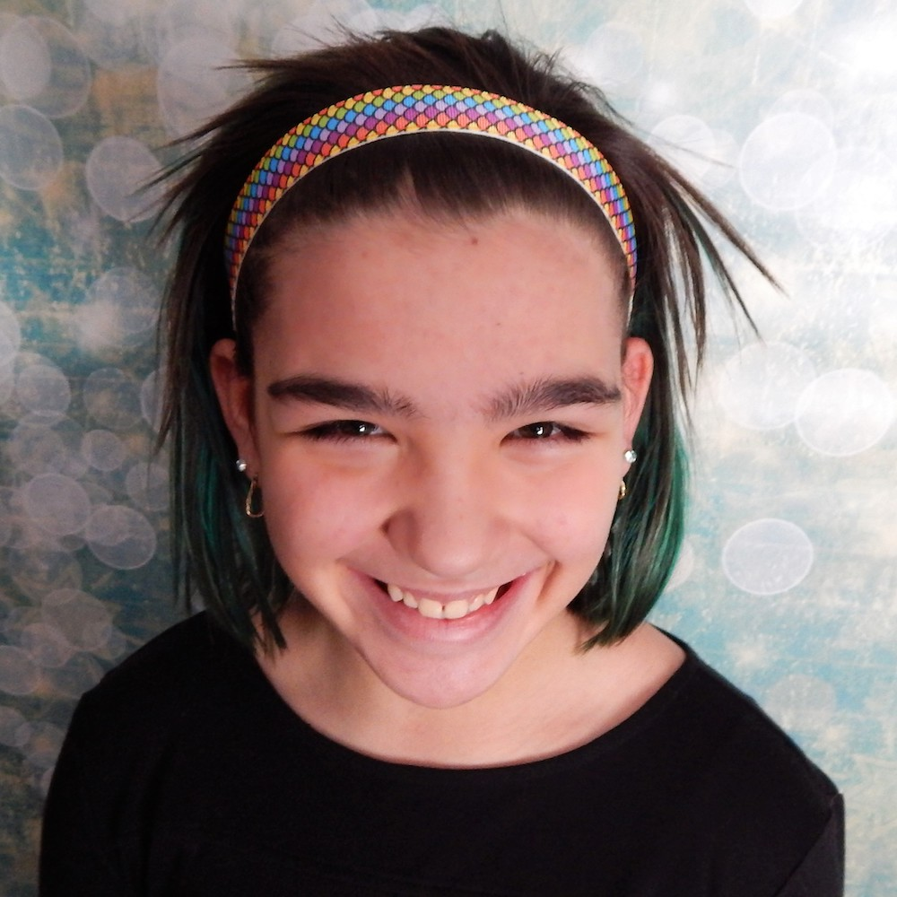 Go Girl! Headbands
