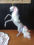 Felted Unicorn