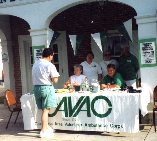 Community sidewalk sale (1995)