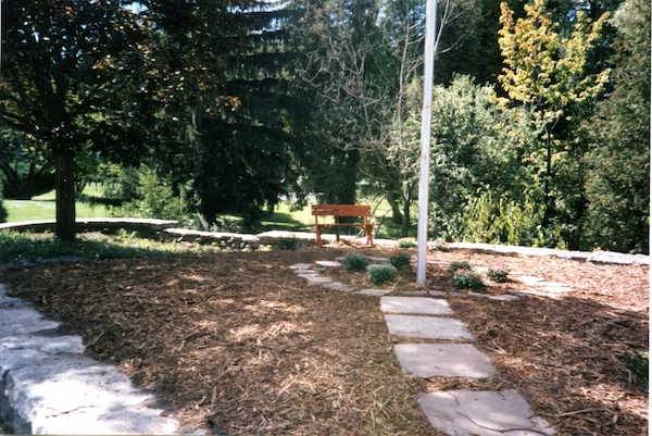 Headquarters garden (1995)