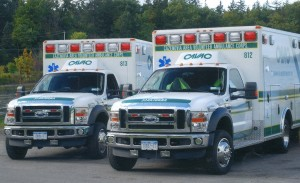 Ambulances (2009)