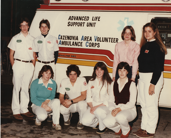 CAVAC Student Corps (1983)