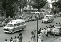 CAVAC Parade, ambulances (197x)