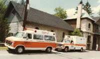 CAVAC Headquarters and Ambulances (198?)