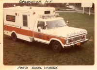 CAVAC I Ambulance