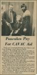 CAVAC Donation (1981)