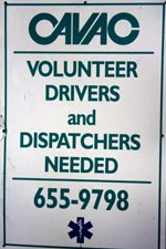 [Volunteer Sign]